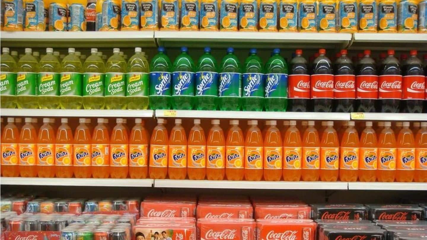 Coca-Cola, PepsiCo to change recipes of best-selling drinks