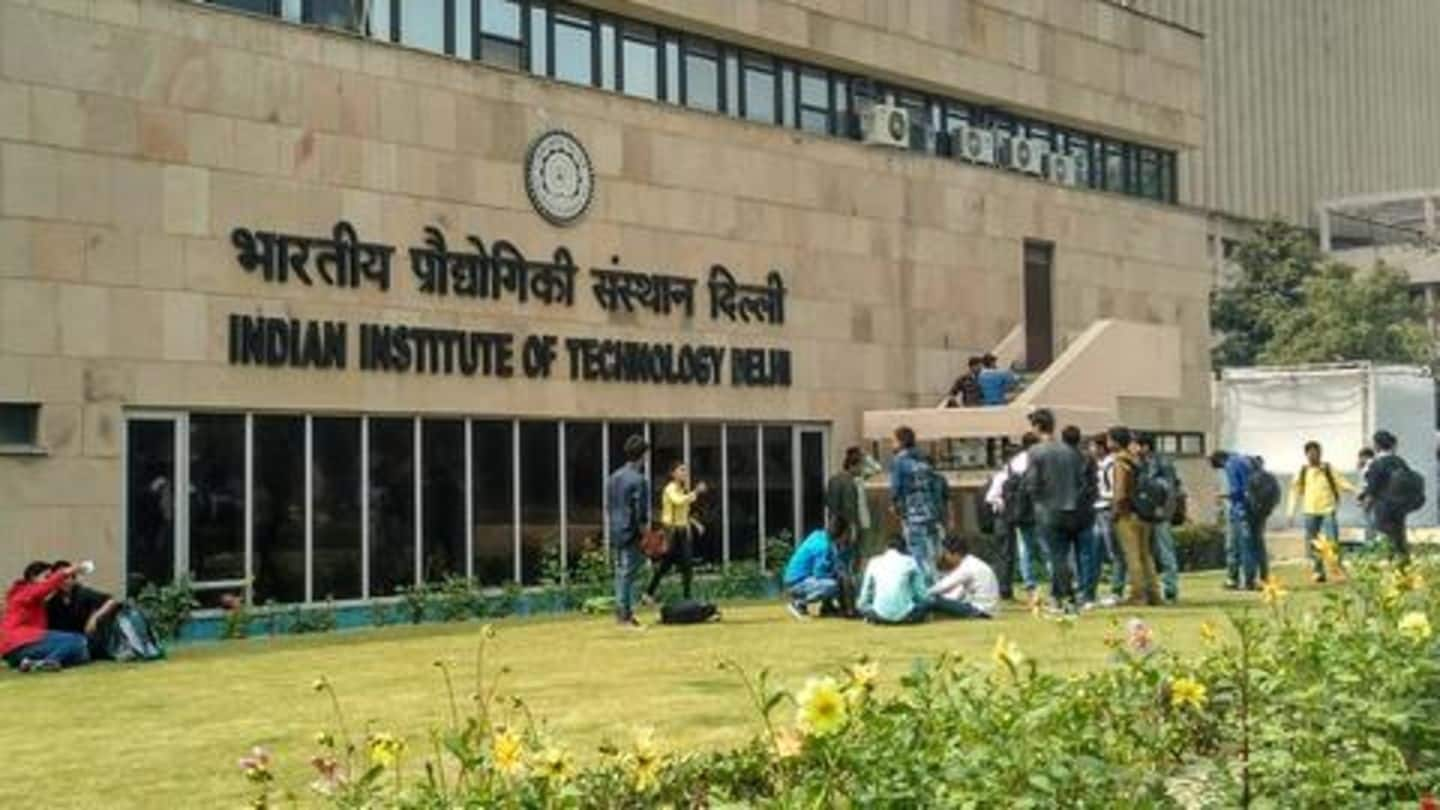 IIT-Delhi witnesses record high placement offers on Day 1