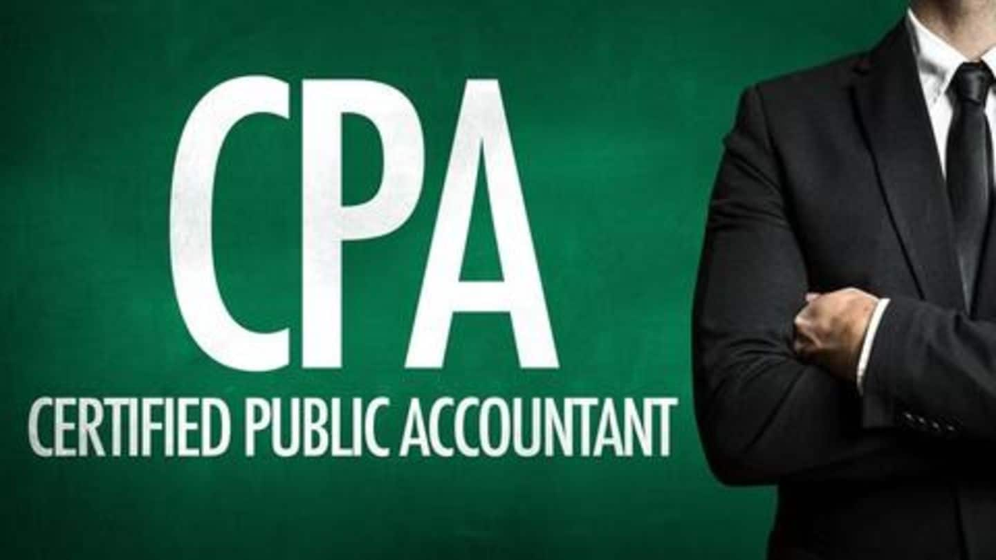 #CareerBytes: How Indian students can become US CPAs