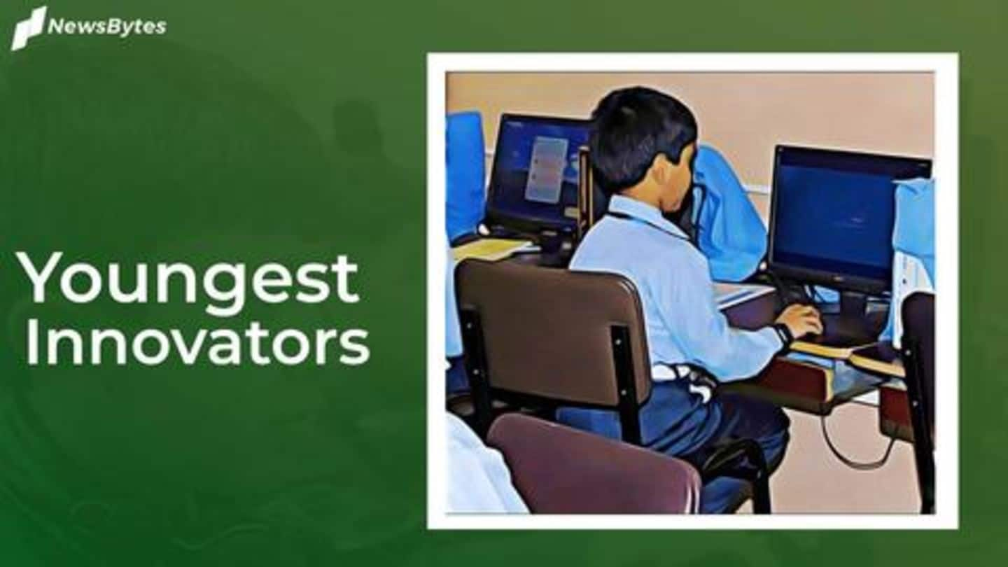 Five youngest innovators in India you should know about