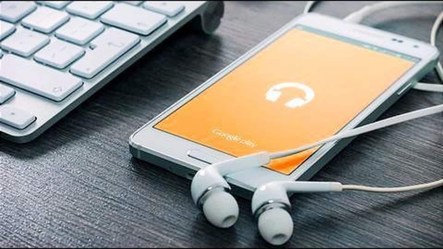Google Play Music subscription launched in India; priced at Rs.89