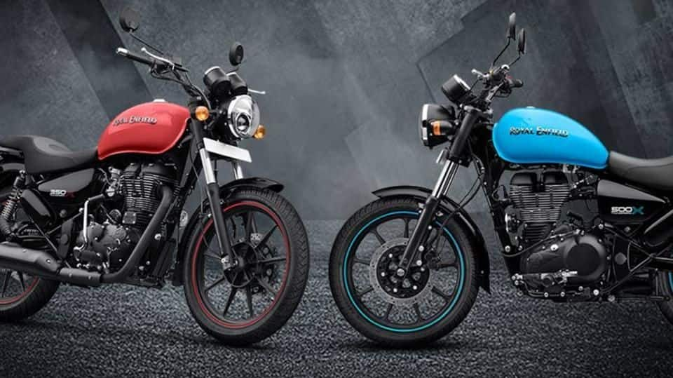 Royal Enfield launches two new Thunderbird models starting Rs. 1.56L
