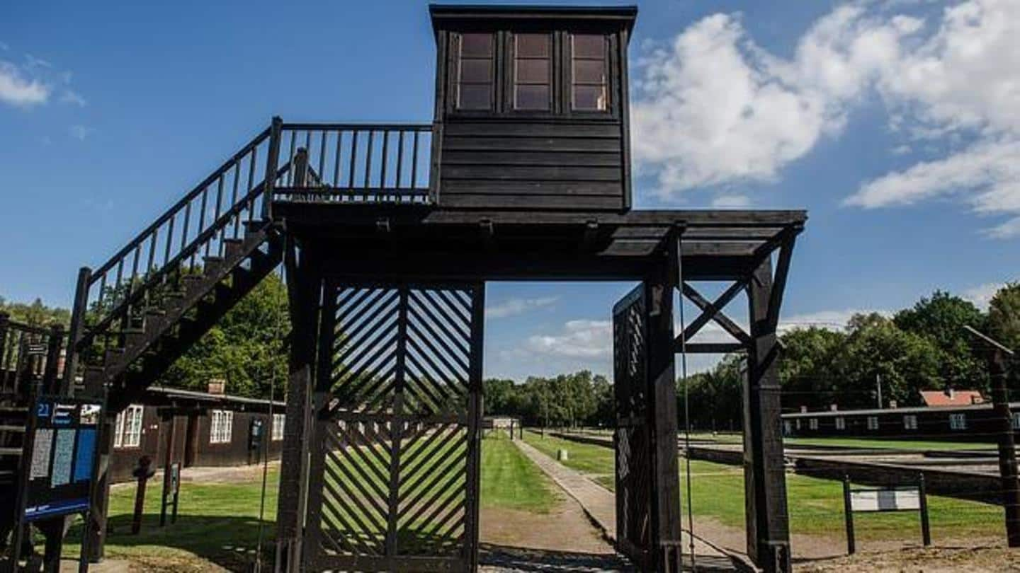 95-year-old former Nazi concentration camp secretary charged over 10,000 murders