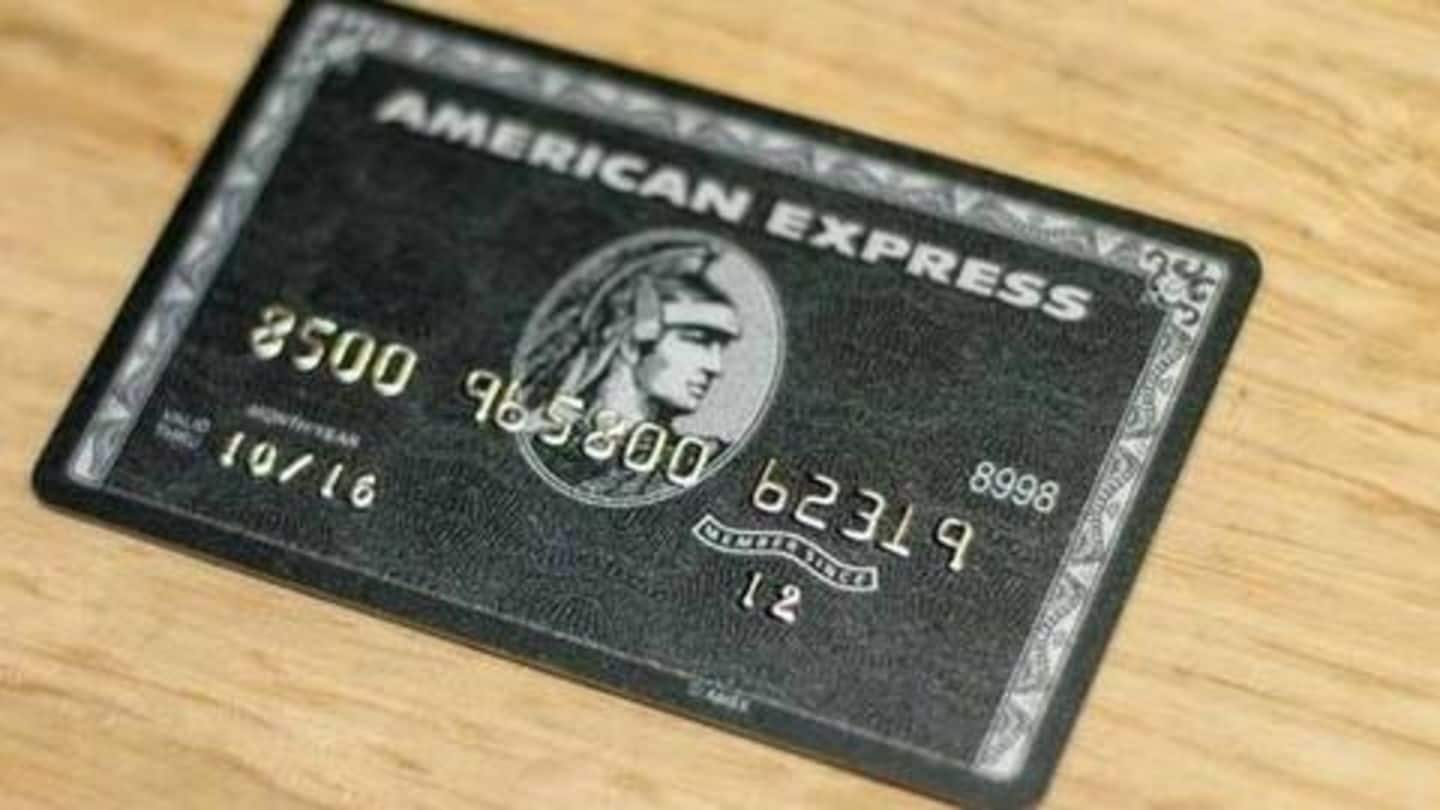 #FinancialBytes: 'Secret' Amex Black Card's perks you didn't know about