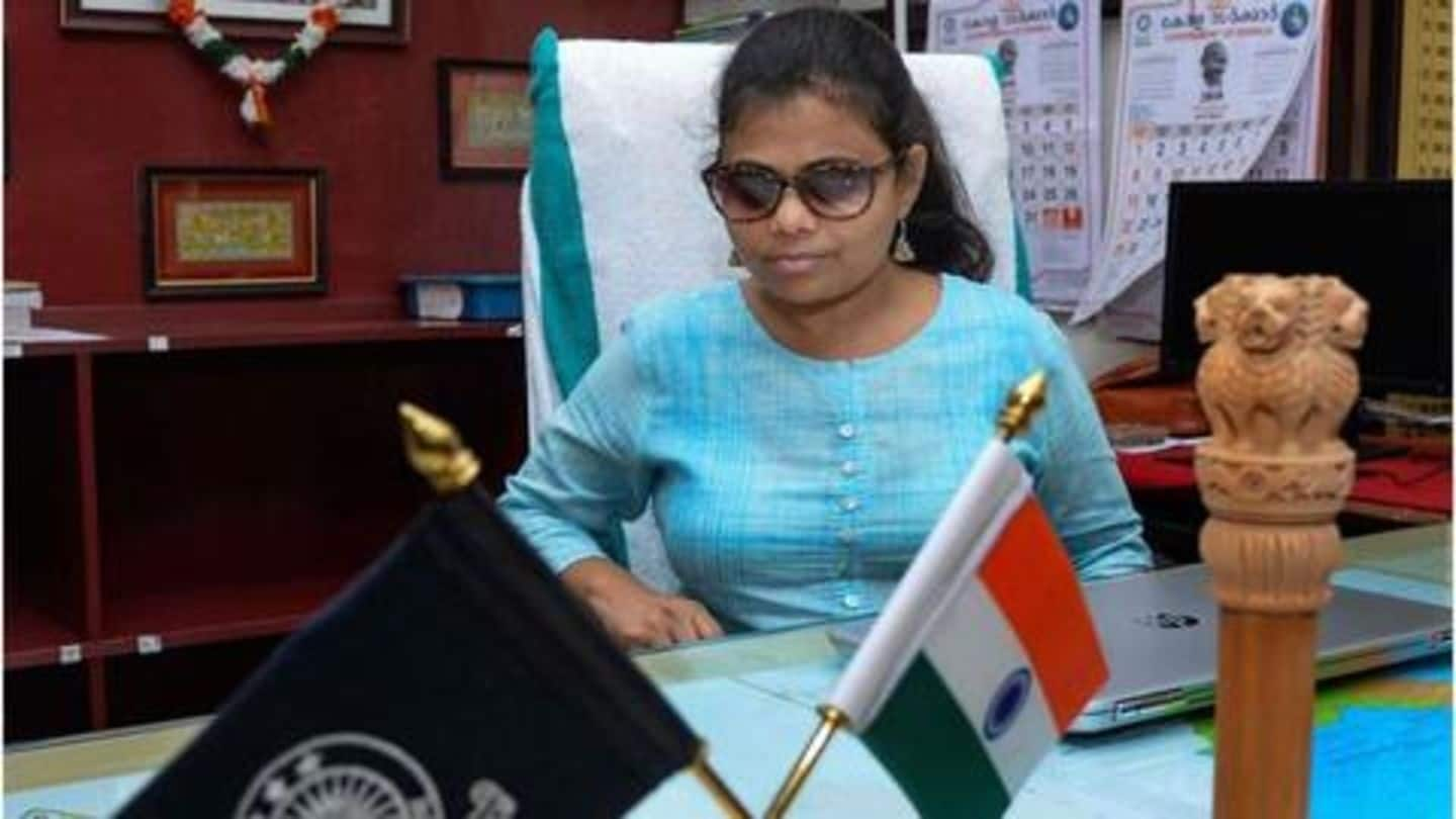 Story of Pranjal Patil, India's first visually-challenged woman IAS officer