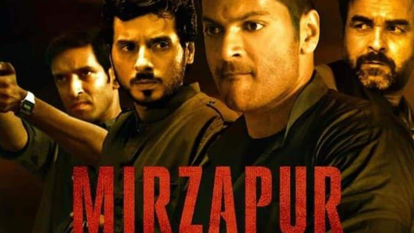 'Mirzapur': Allahabad High Court stays arrest of show's makers