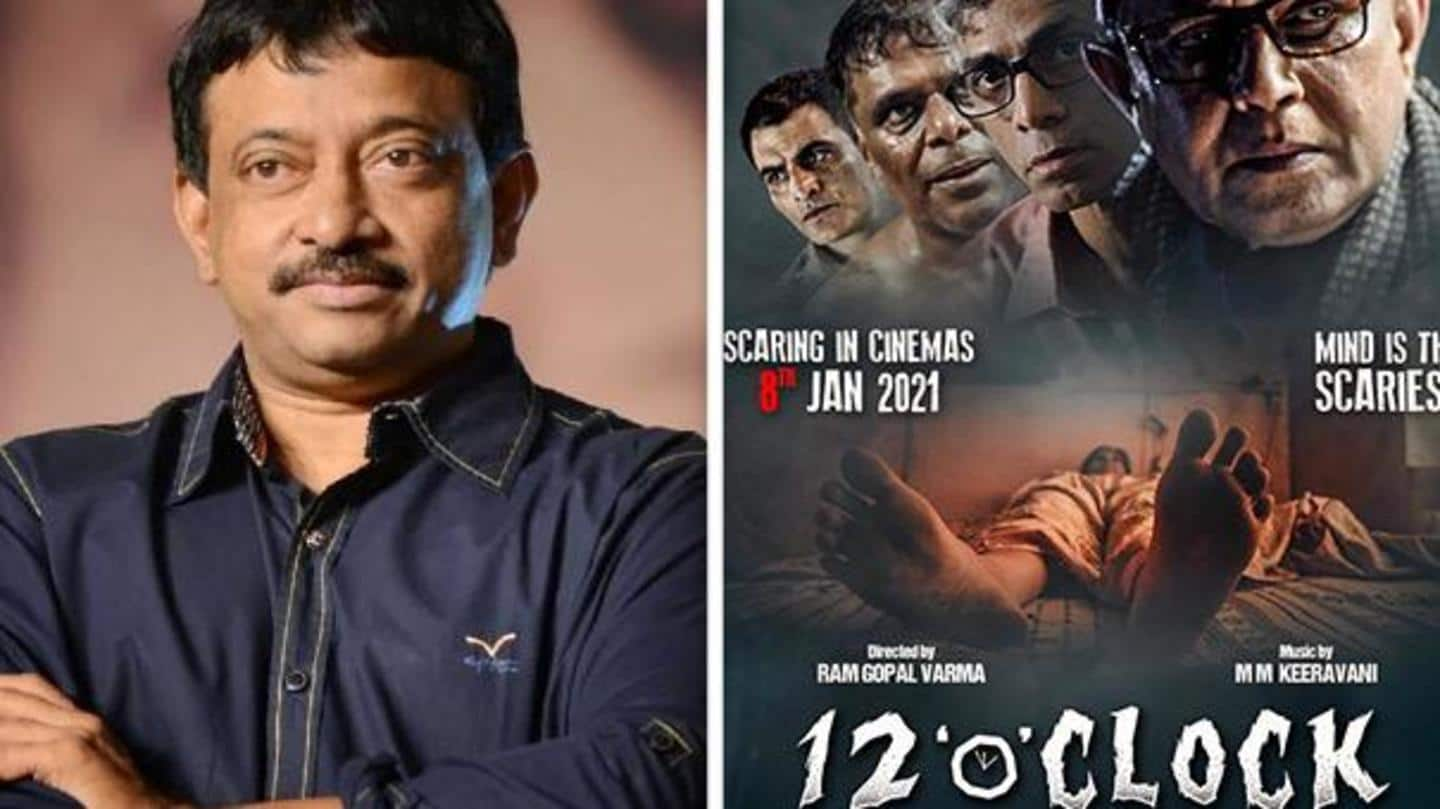 RGV's '12'o'clock' to be the first theatrical release of 2021