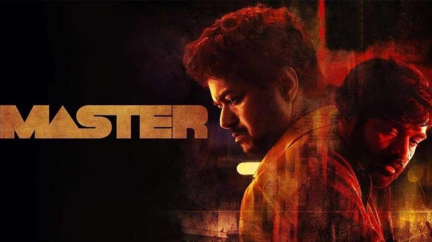'Master': Chennai's Kasi theater booked for violating COVID-19 rules