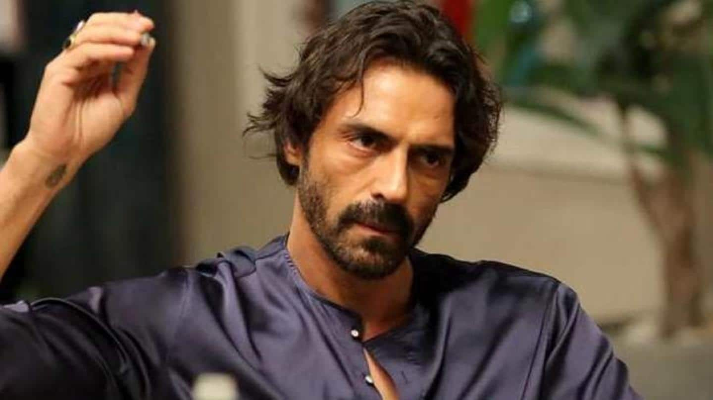 Arjun Rampal questioned by NCB in drugs case
