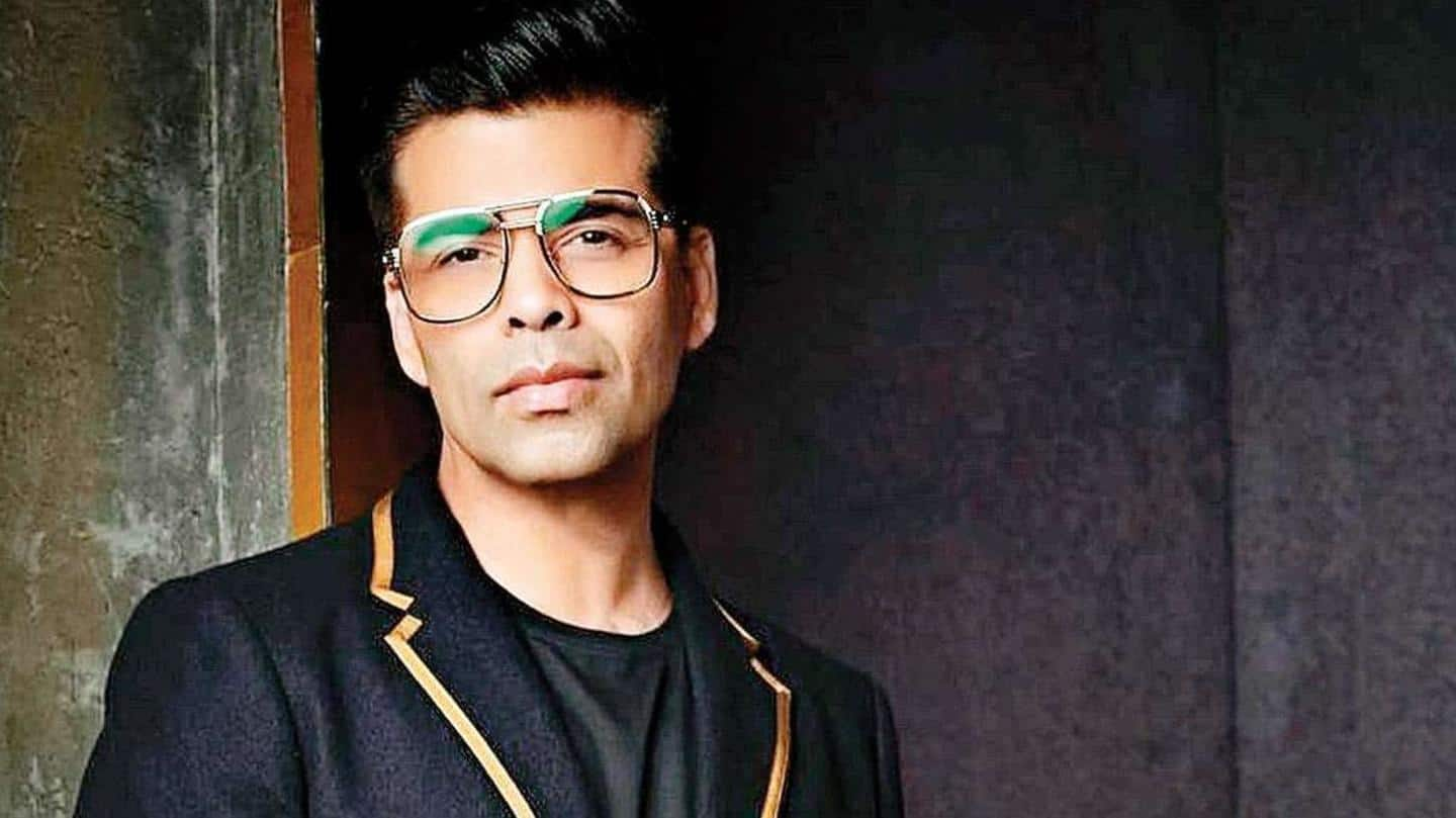 Karan Johar submits documents to NCB for 2019 party video