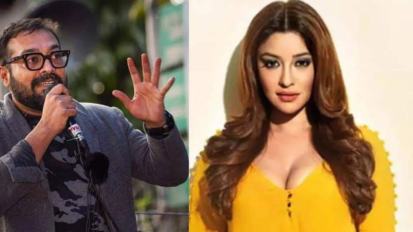 Payal Ghosh questions police's inaction in rape case against Kashyap