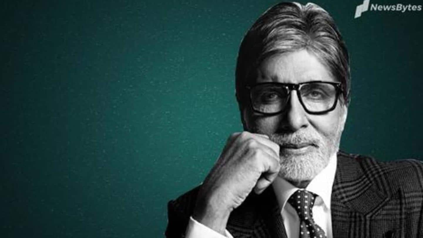 COVID-19 caller tune featuring Bachchan's voice is being replaced