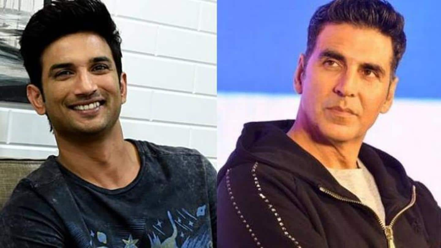 Akshay files a Rs. 500 crore defamation suit against YouTuber