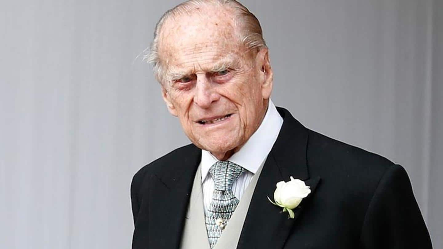 Secrecy surrounds Prince Philip's hospitalization; will remain under observation