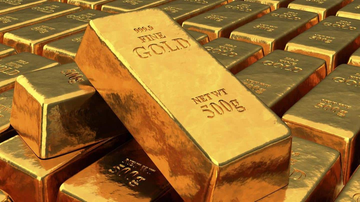 Gold worth Rs. 1.10 crore goes missing from Customs custody
