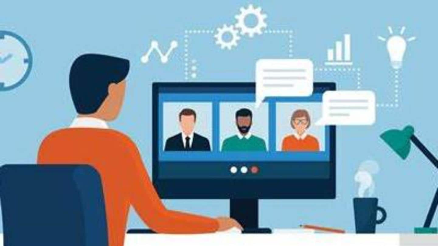 Scientists bat for hosting virtual conferences even after COVID-19