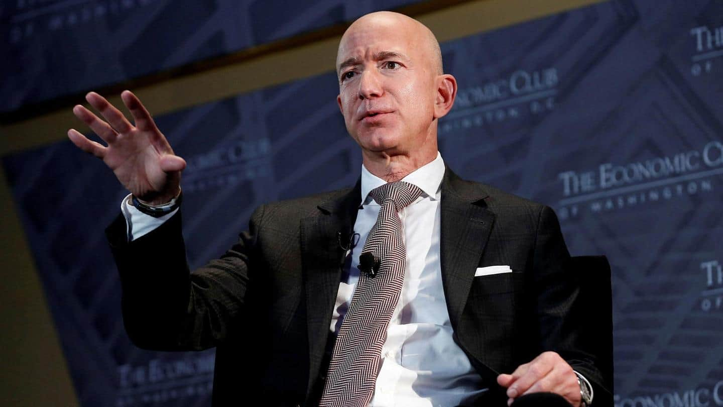 NewsBytes Briefing: Amazon accused of discriminating against blacks, and more