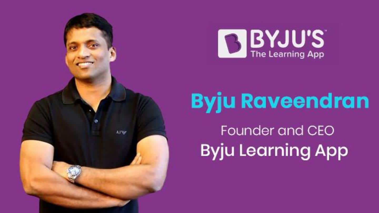 Byju's might acquire Edtech start-up Toppr for $150 million