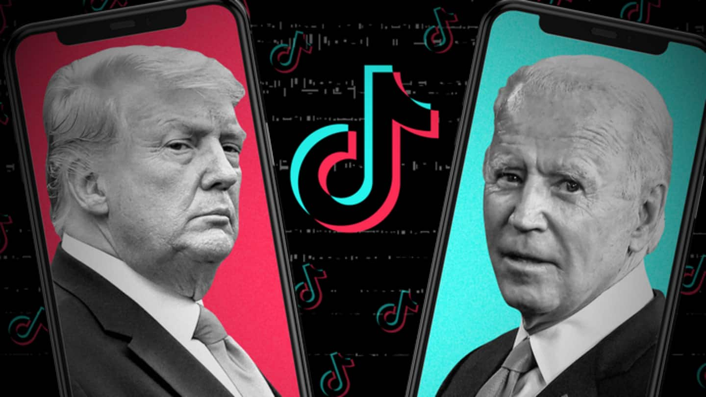 Biden slams brakes on Trump's TikTok and WeChat bans