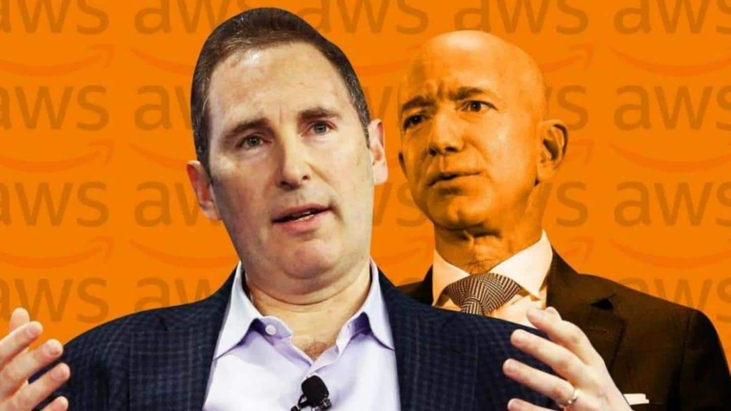 NewsBytes Briefing: Jeff Bezos steps down as CEO, and more