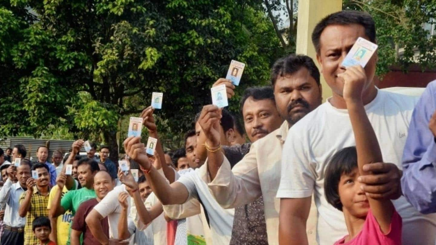 People in Assam have shown Congress-led alliance 'red card': PM