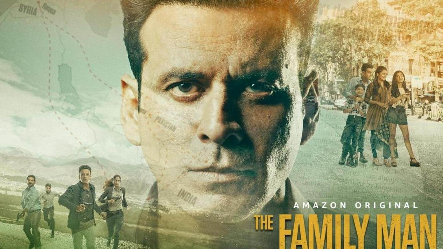Amazon Prime series 'The Family Man' season 2 premieres February