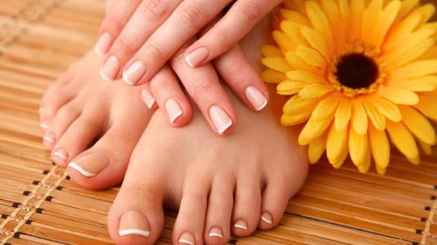 Few common nail conditions and remedies to fix them