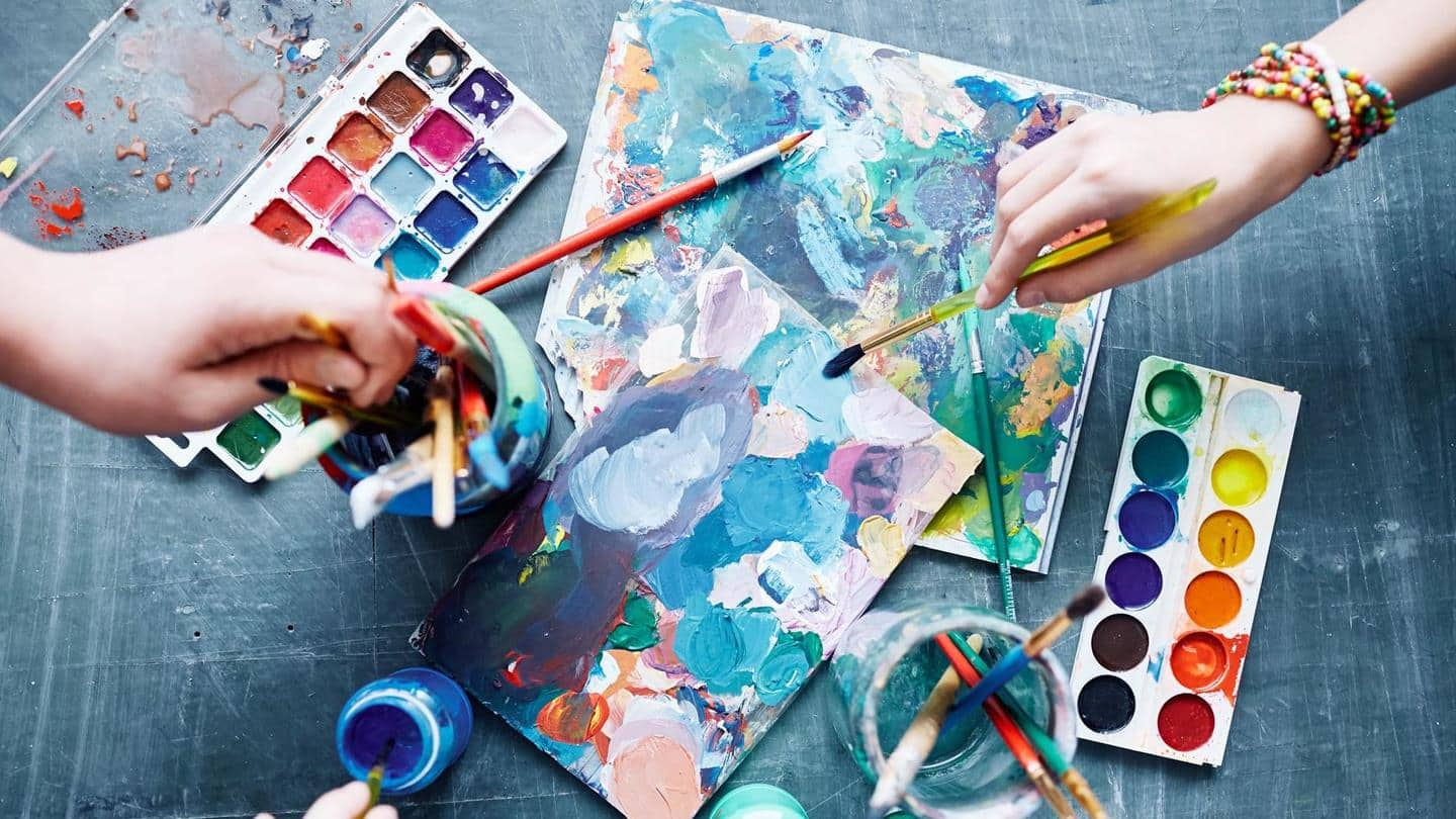 #HealthBytes: Here's everything you have to know about art therapy