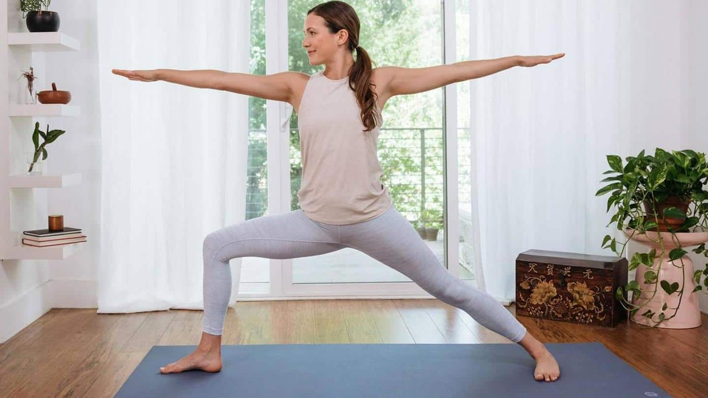 Planning on doing yoga? Download these six apps (Android users)
