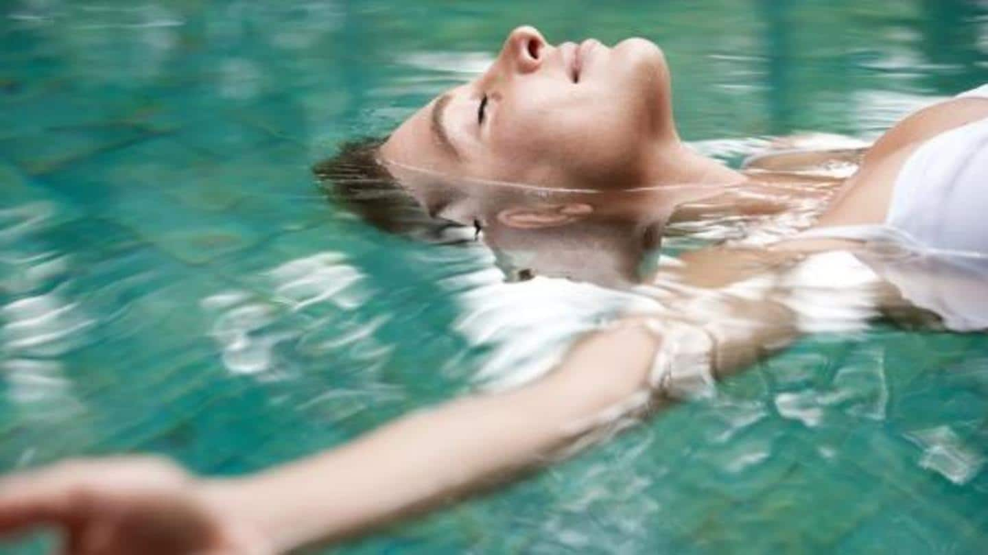 Aquatic therapy: Know more about this popular method of treatment