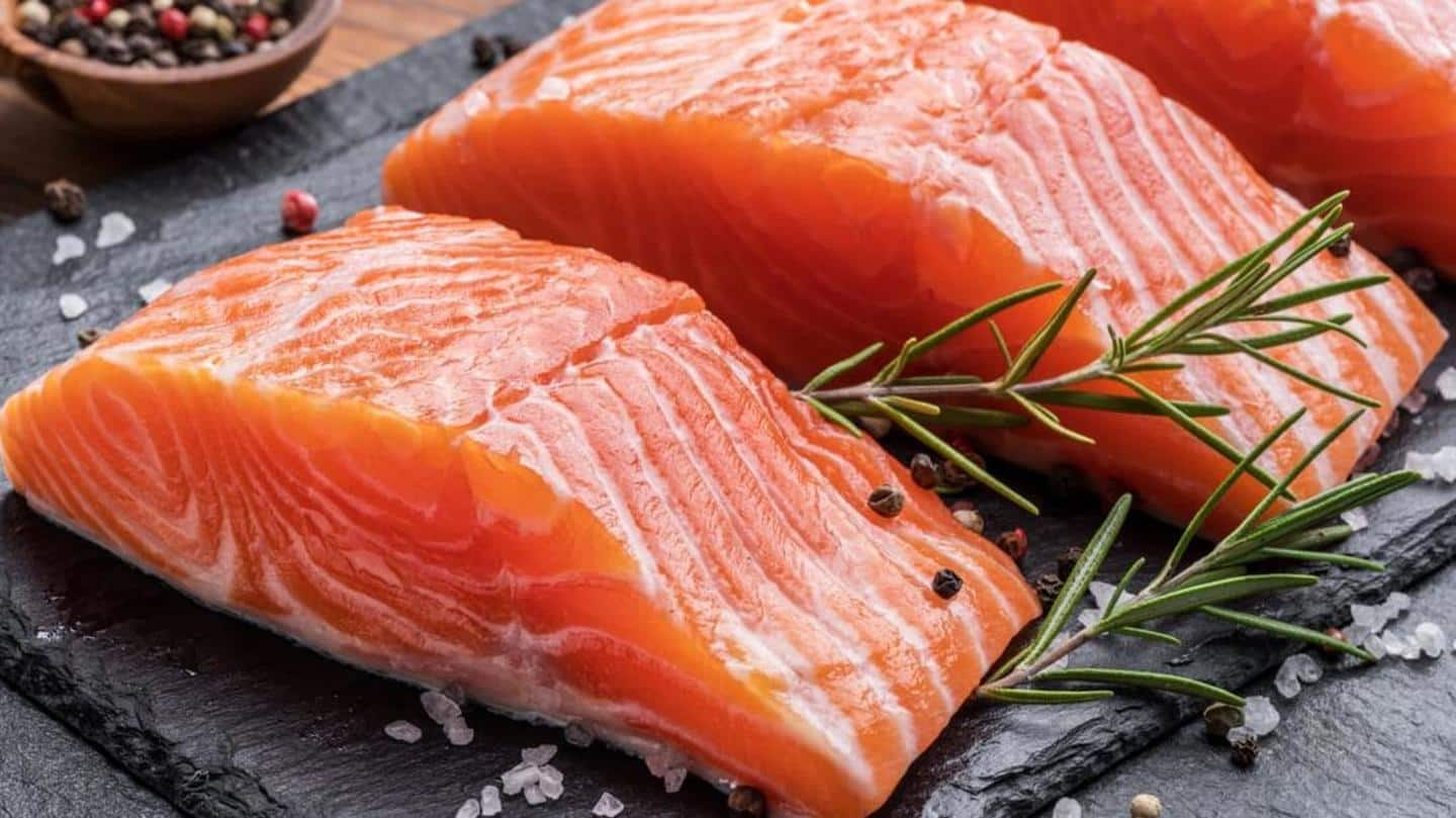 Oily fish contain omega-3 fatty acids that help fight inflammation