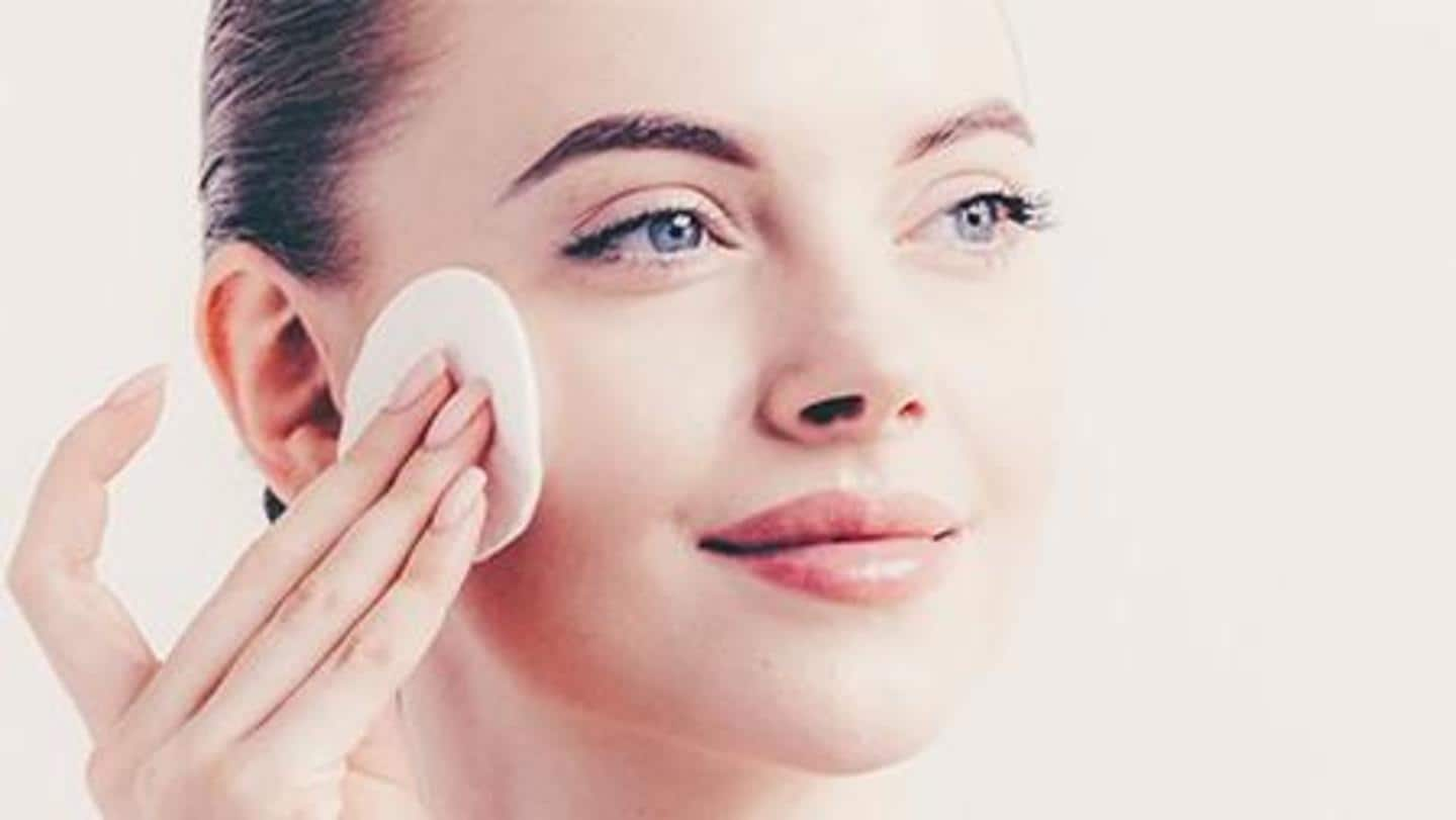 #HealthBytes: Follow this night-time skincare routine for healthy, clear skin