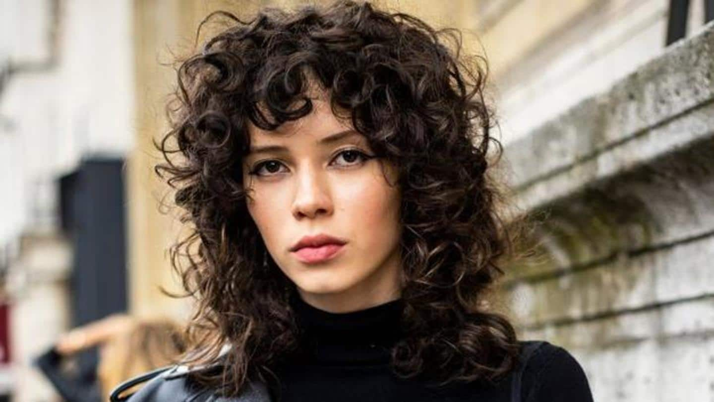 How to cut, style, and take care of frizzy hair