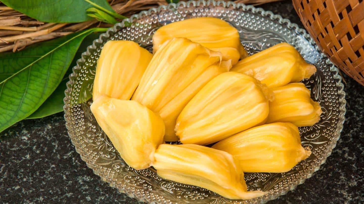 #HealthBytes: Five health benefits of the exotic fruit, jackfruit