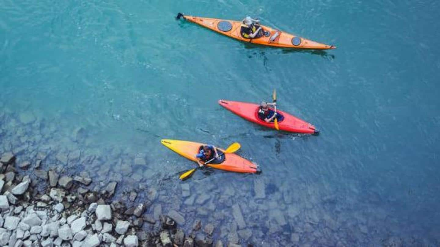 Not just Goa, these places are great water-sport destinations too