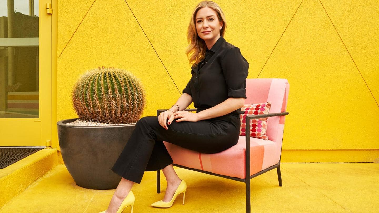 Bumble IPO makes Whitney Wolfe Herd world's youngest woman billionaire