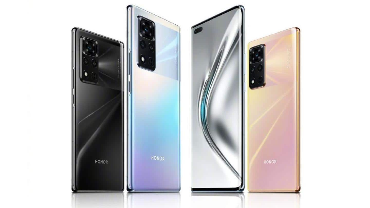 Honor V40 5G, with Dimensity 1000+ processor, goes official