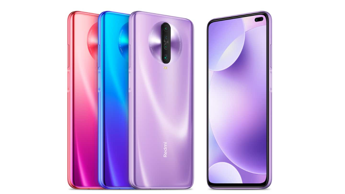 POCO X2 receives Android 11-based MIUI 12.1 update in India