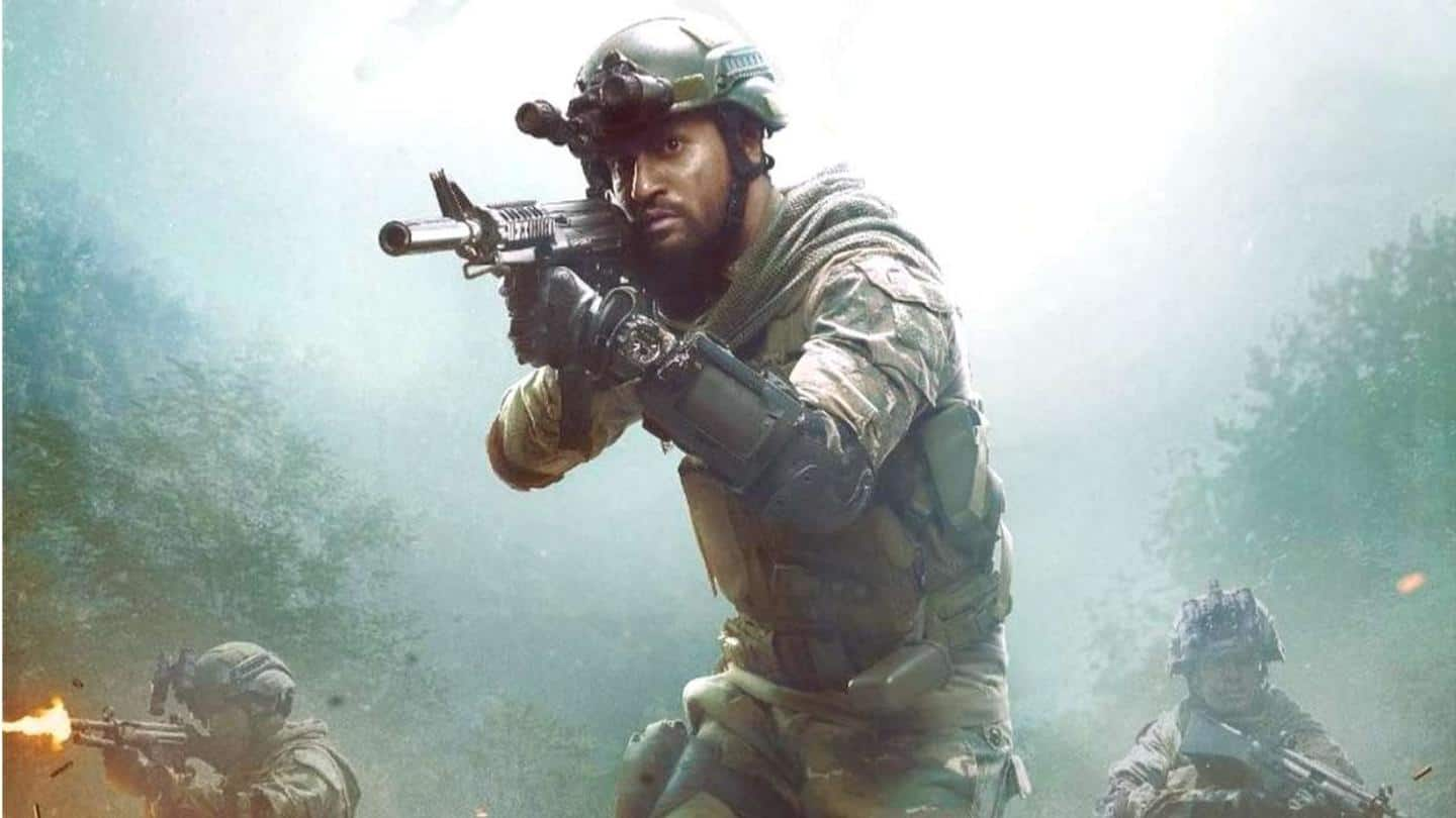 Vicky Kaushal's 'Uri' to re-release in theaters on Republic Day