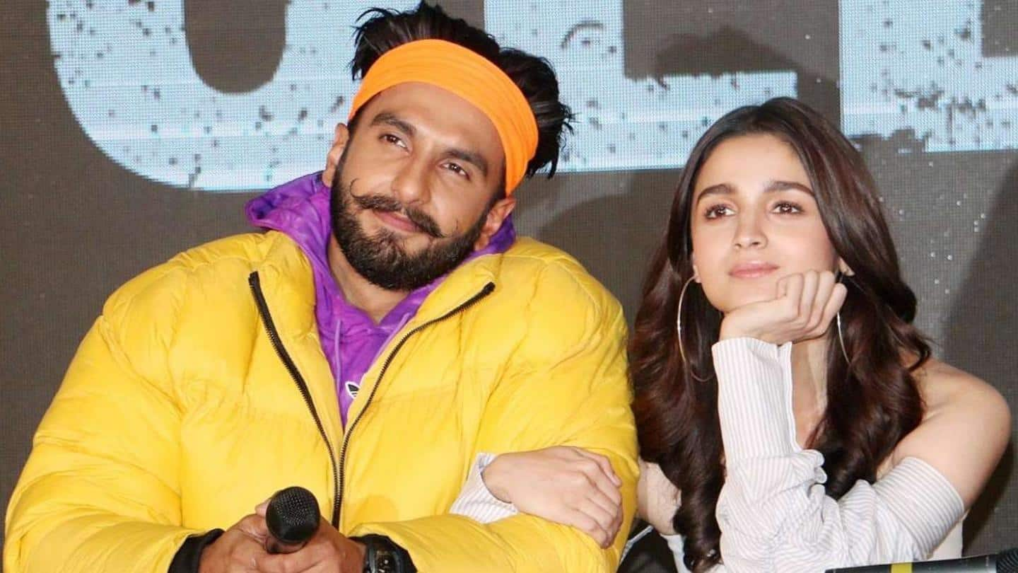 Karan Johar to direct Alia, Ranveer in a love story?