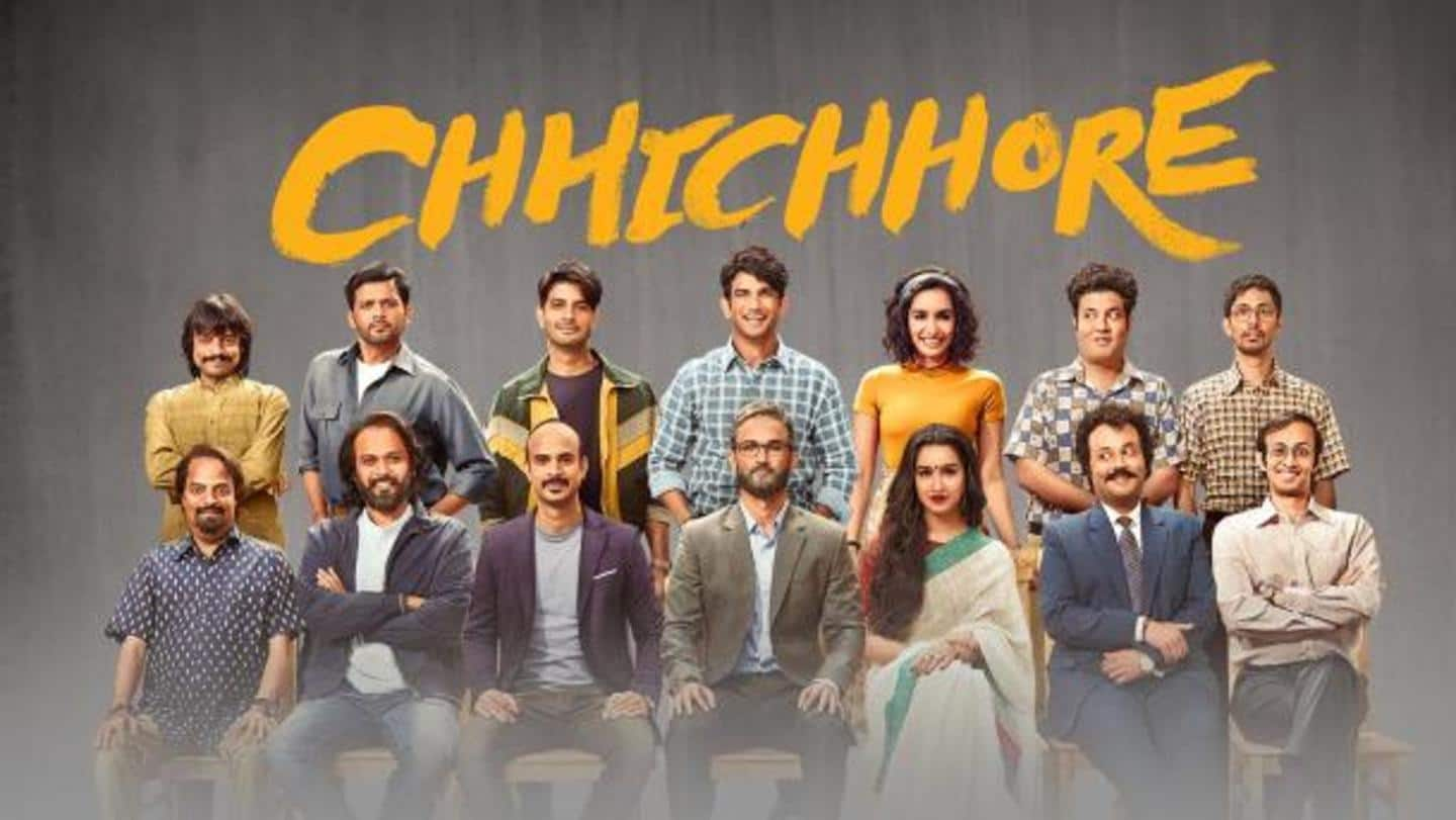 'Chhichhore' was about never giving up on life