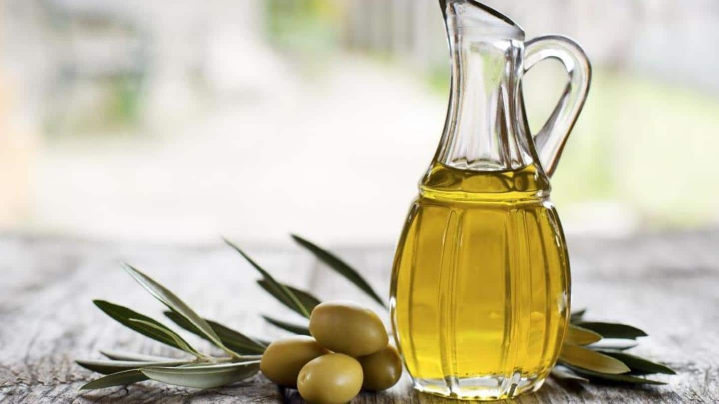 #HealthBytes: Here's why consuming olive oil is good for you
