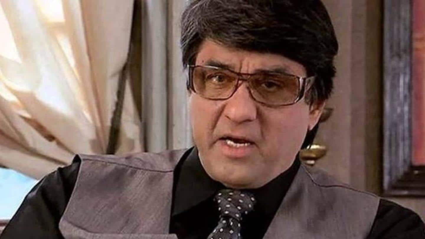 Mukesh Khanna is perfectly alright, 'Shaktimaan' himself quashes death rumors