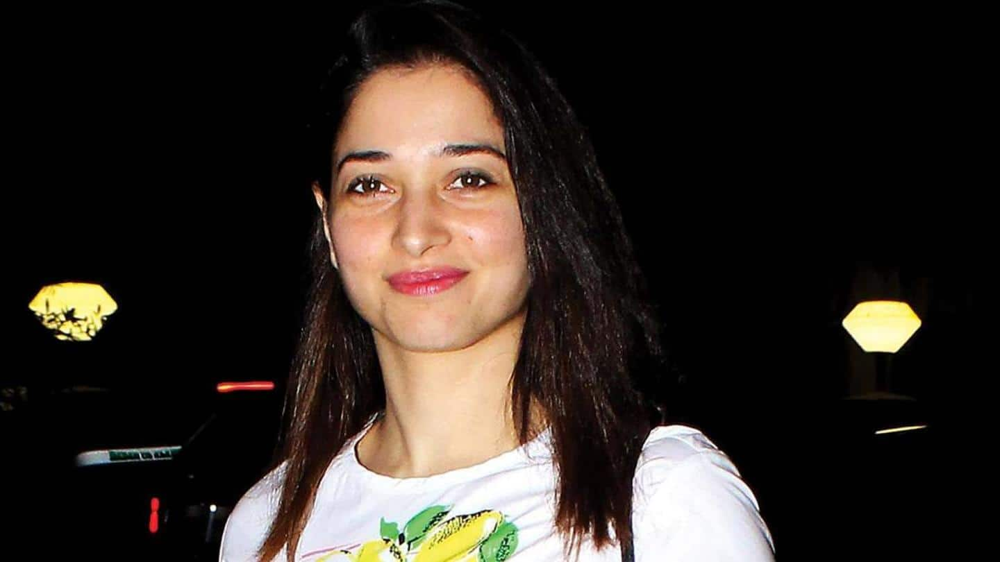 Tamannaah Bhatia: I'm not your typical web consumer