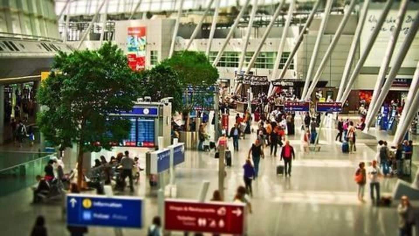 Bengaluru: Security-check at airport will now take only 25 seconds