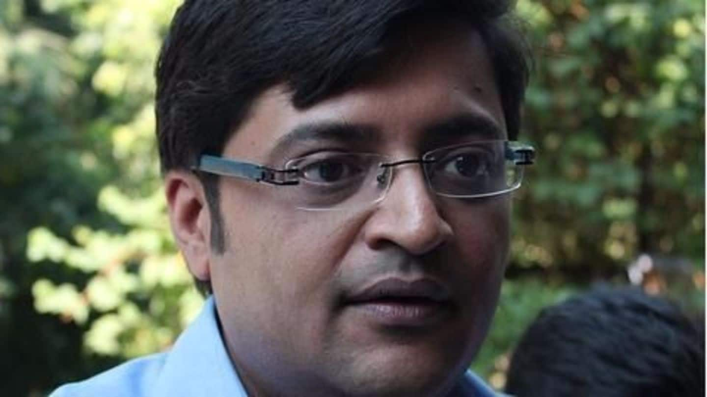 After Swamy's intervention, Arnab changes channel name to 'Republic TV'