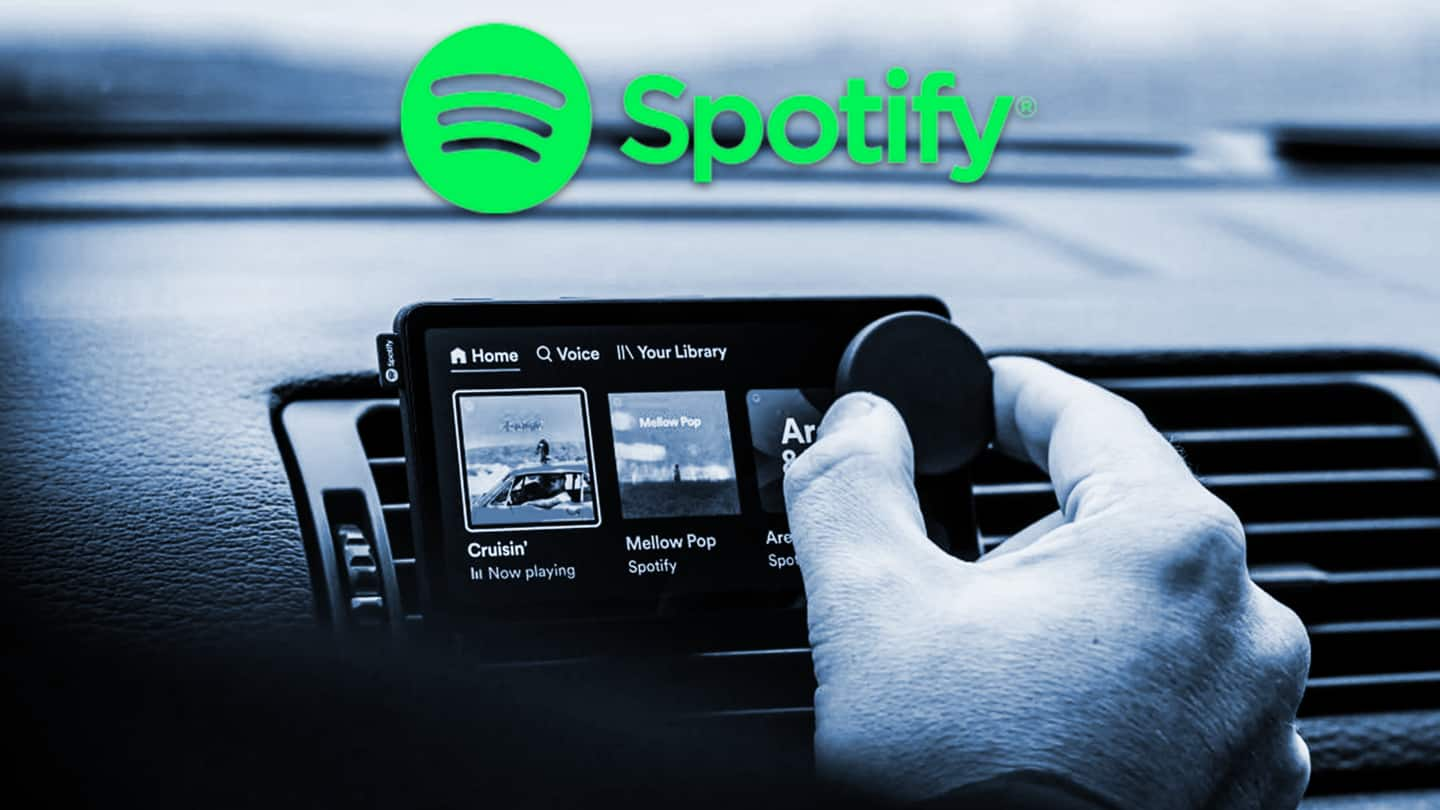 How Spotify's Car Thing solves a problem you never had