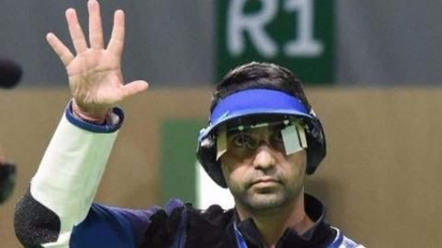 Abhinav Bindra opens up about his neurological medical condition