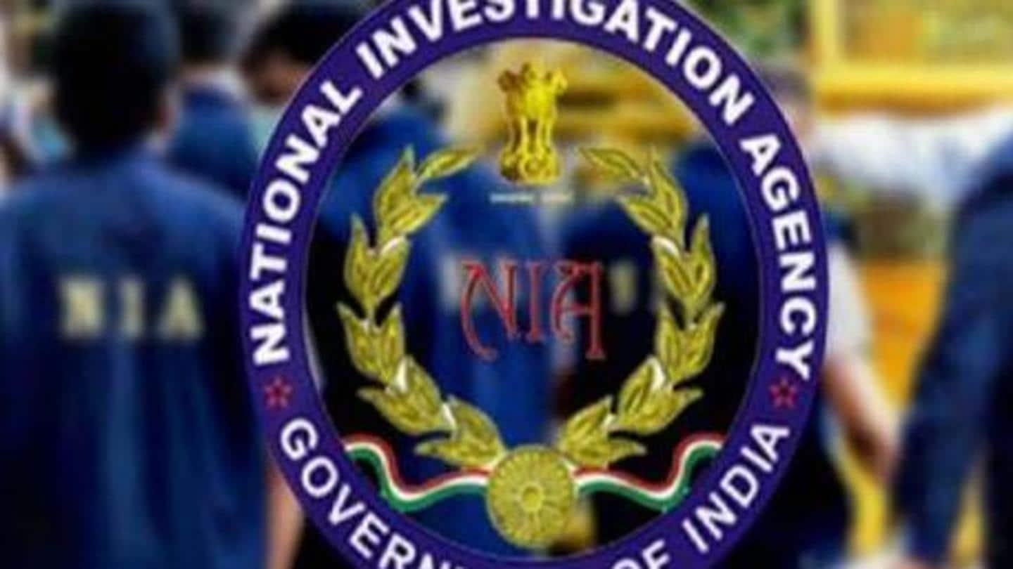 The NIA took over the case on Monday