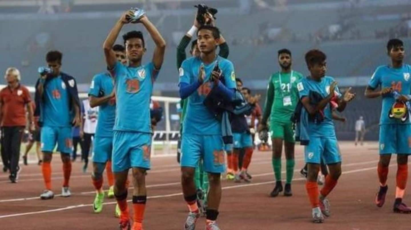 What can India learn from the U-17 World Cup experience?